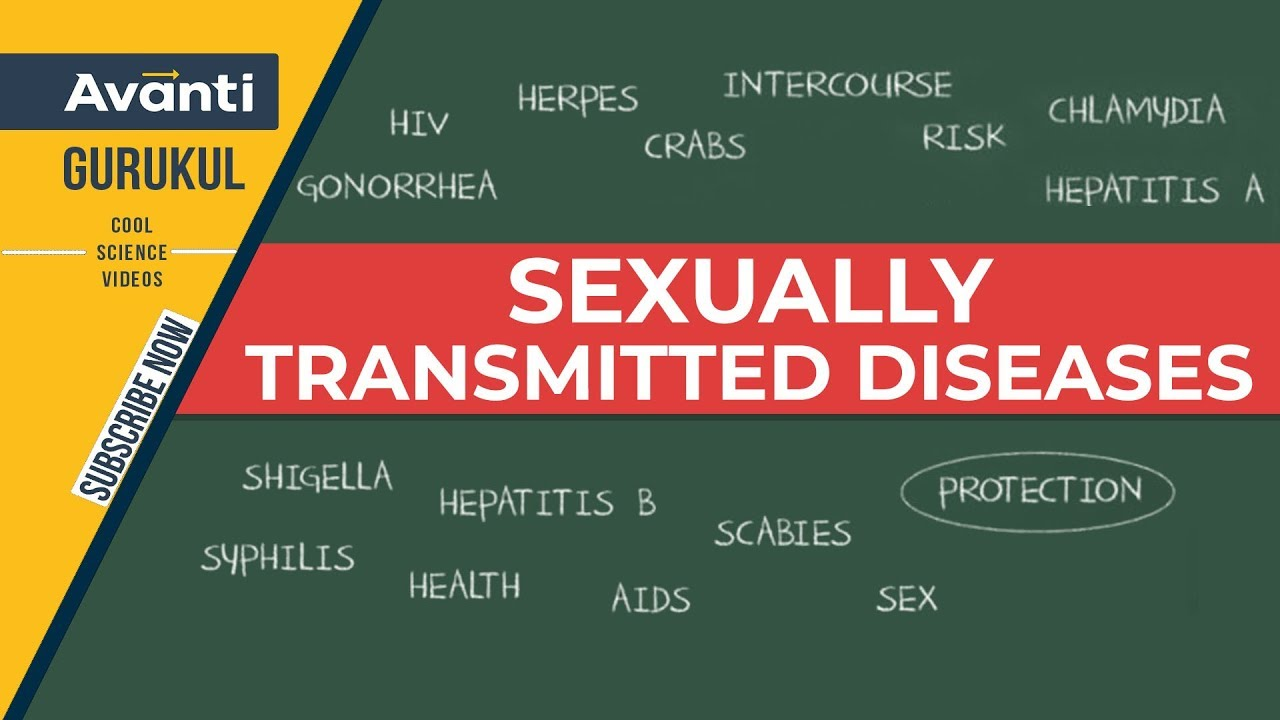 Sexually transmitted infections list