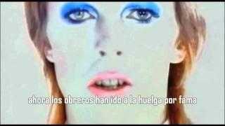 David Bowie - Life on Mars? (Subtítulos español)
