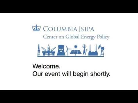 CGEP: United States Secretary of Energy Ernest Moniz