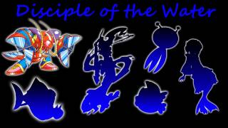 Disciple Month 2 - Disciple of the Water [Fighting of the Spirit, water-related themes]