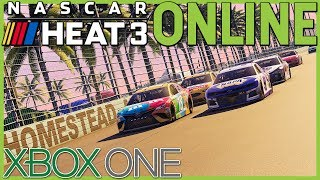 NASCAR Heat 3 Online *Xbox* |Stream Replay 12/11/18|