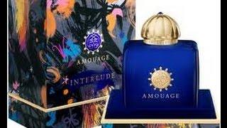Мои парфюмы. Amouage Interlude Woman.(Заказ с сайта www.fragranсex.com Мои парфюмы.Amouage. Амуажная история. Грустная. https://www.youtube.com/watch?v=qn3tATFaRug Мои парфюмы., 2016-06-09T19:59:12.000Z)