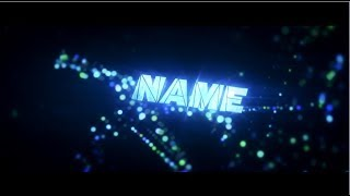 FREE Intro Template#37 | C4D & AE | By Miyukiz'FX