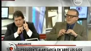 Entrevista a Alan Garcia por Beto Ortiz Parte1/4