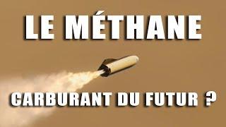 Le méthane est-il le carburant spatial du futur ?