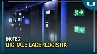 L-mobile warehouse im Einsatz bei Inotec