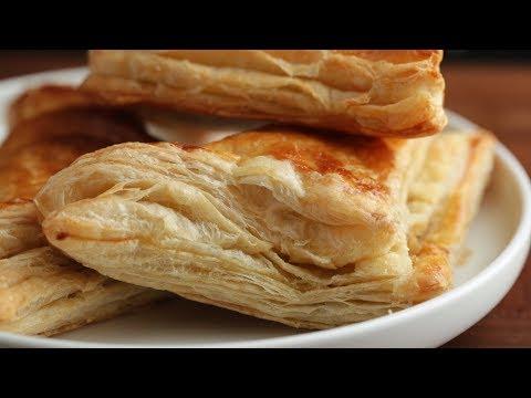 Chicken Puff Pastry I Chicken Patties