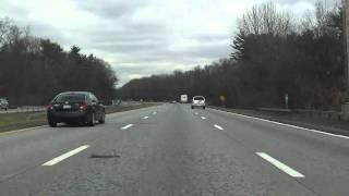 Interstate 684 (Exits 1 to 3) northbound