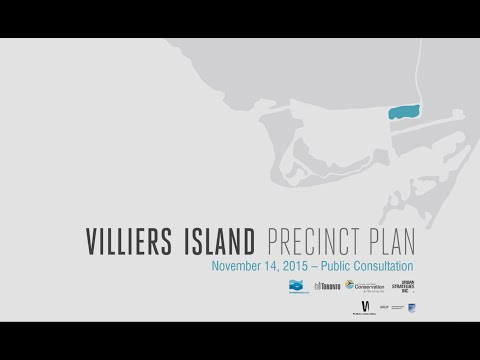 Shaping the Future - Villiers Island Precinct Plan