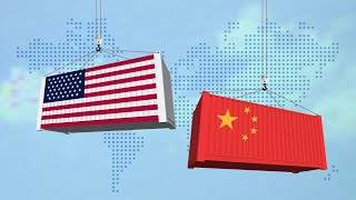 US-China tensions continue to escalate., From YouTubeVideos