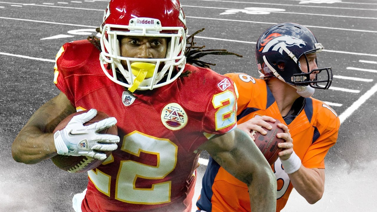 Madden NFL 25 on PS4: Chiefs vs. Broncos  YouTube