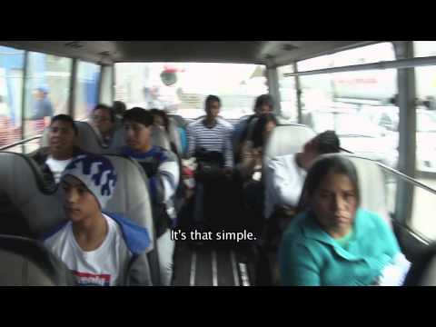 Inside The Americas - Public transportation in Lima
