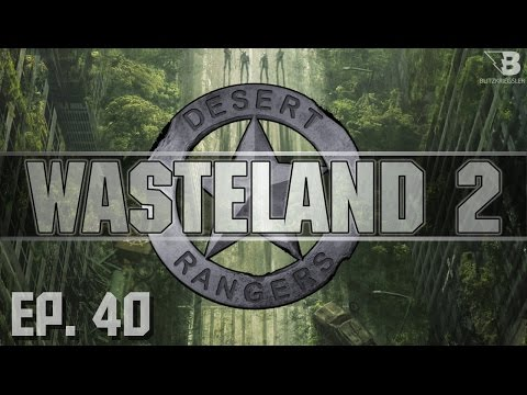Disco-Bot! - Ep. 40 - Wasteland 2 - Let's Play