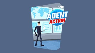 Agent Action - It's time to save the world! (by SayGames LLC) - iOS/Android - HD Gameplay Trailer