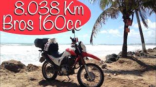 Viagem de Moto - São Paulo ao Ceará - 8.038km - Desafio Nordeste