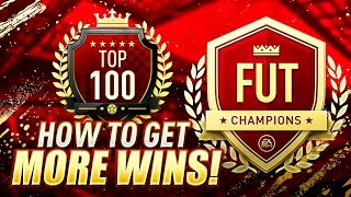 FIFA 20 HOW TO WIN MORE GAMES IN FUT CHAMPIONS!