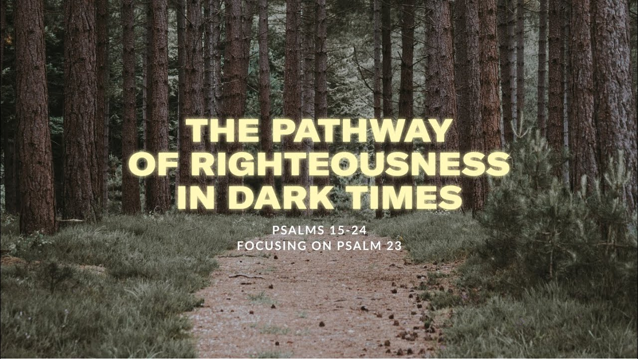 180 LIVE | The Pathway of Righteousness in Dark Times