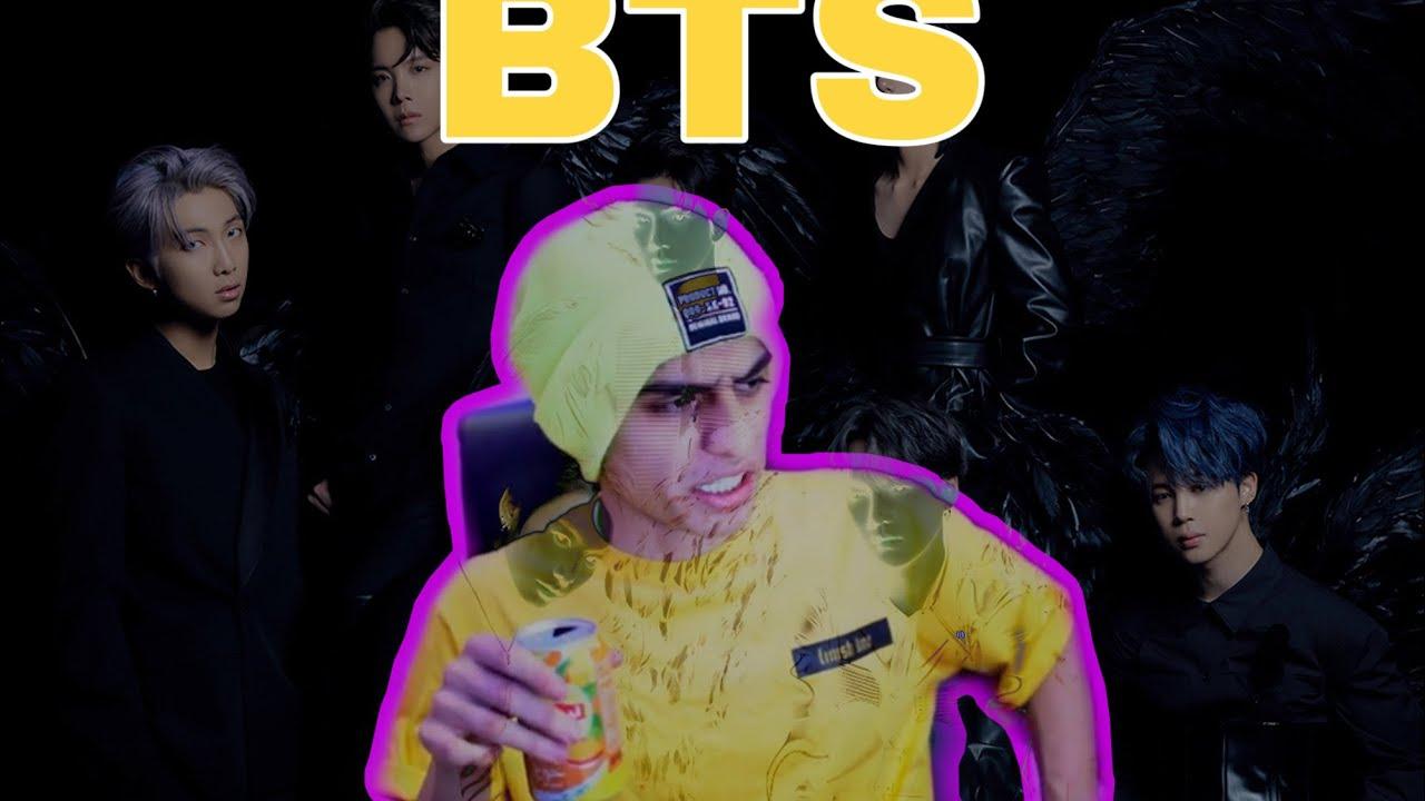 Download ردة فعلي على اغنية BTS -Black swan