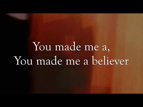 Believer - Imagine Dragons - LYRICS