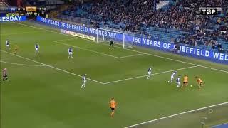 Sheffield Wednesday vs wolves highlights 0-1
