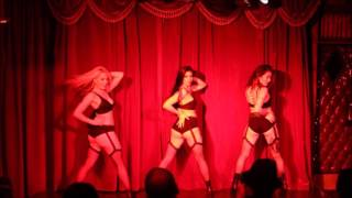 Battle of the Burlesque Show