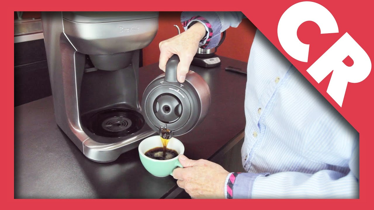 Breville Grind Control Coffee Maker  Crew Review