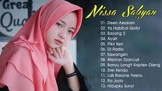 Gambar cover NISSA SABYAN Full Album 2018   Top 20 Lagu Sholawat Terbaru 2018