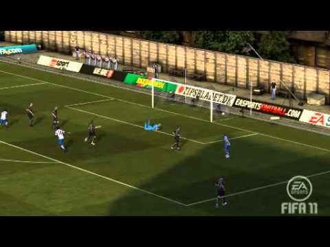 [FIFA 11] Il mio primo gol in MANUALE (Utaka (Odense) vs Esbjerg)