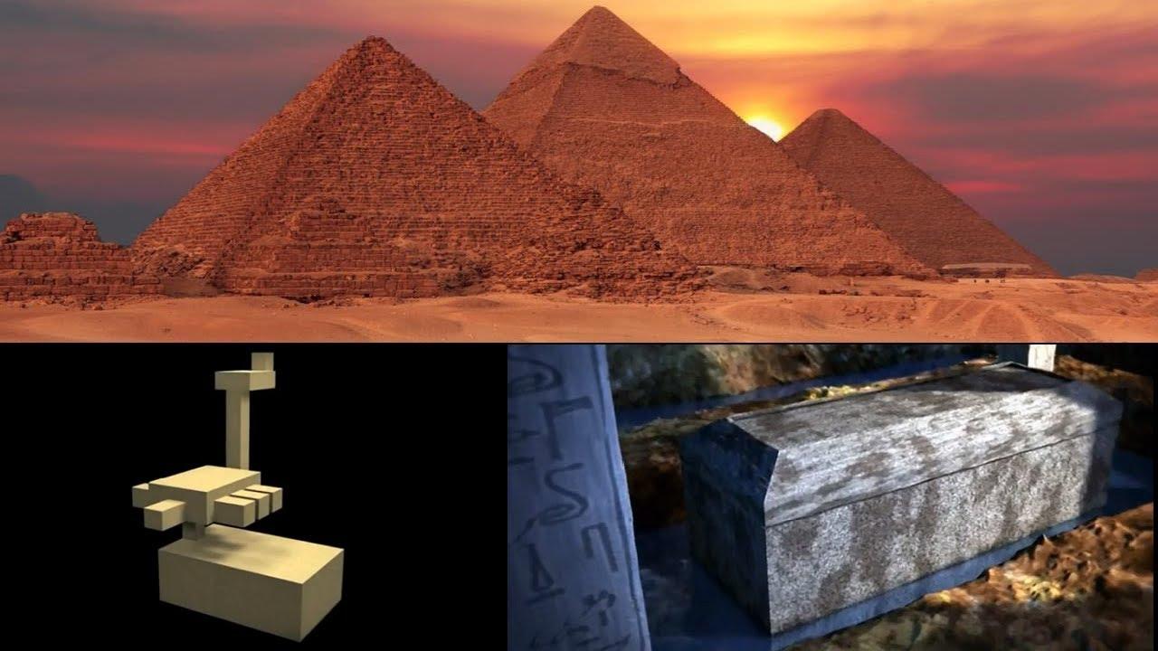 Tajemnica Sarkofagu Ozyrysa ze Starożytnego Egiptu