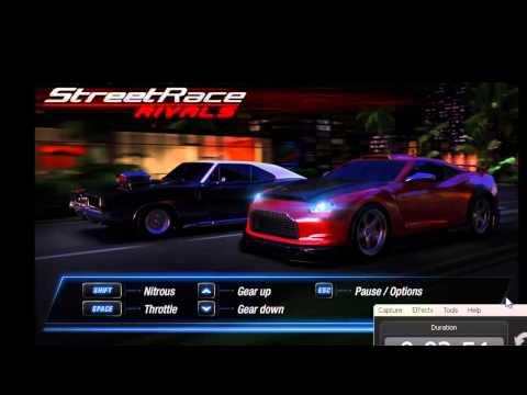 Street Race Rival - Hack
