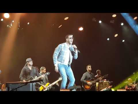 Romeo Santos Live in London May 2018 'Doble Filo' & 'Perjurio'