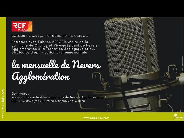 La mensuelle de Nevers Agglomération
