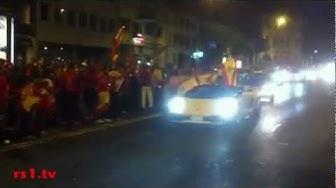 2012-07-01 Remscheids Spanier feiern Fußball EM-Titel