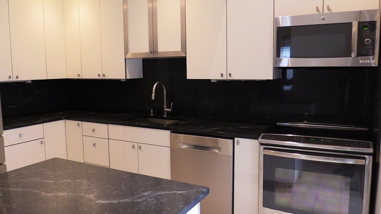 How to Install Quartz Countertops and Backsplash