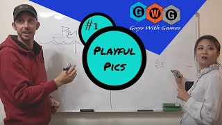 ESL GAMES Guys With Games # 1- Playful Pics