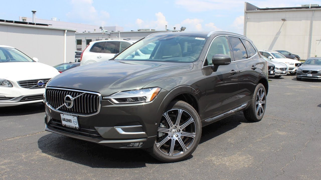 2018 volvo xc60 t6 inscription in depth first person look. Black Bedroom Furniture Sets. Home Design Ideas