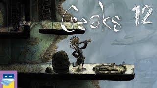 Creaks: iOS Apple Arcade Gameplay Walkthrough Part 12 (by Amanita Design)