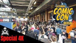 German Comic Con Berlin 2019 - VLOG [in 4K]