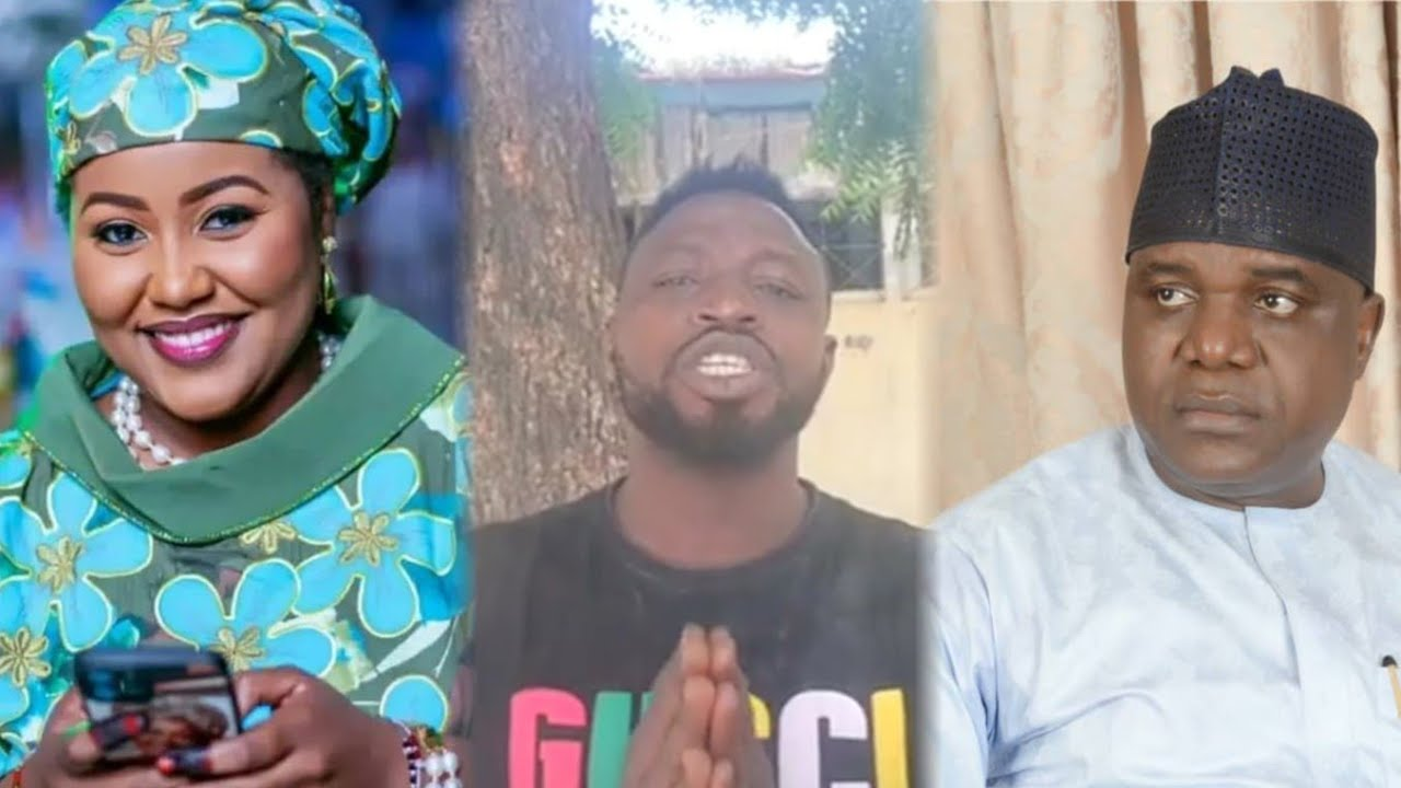 Download Muhd Lawan Gusau ya ja Hankalin Gabon Kan kama West /Sadiya Haruna tayi kaudi/west ya bada Hakuri