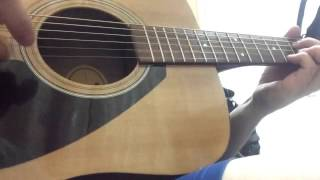 сумерки на гитаре