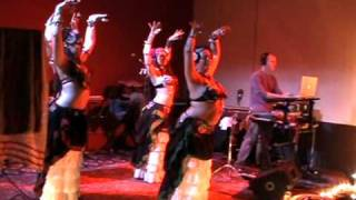 A Night with WildCard BellyDance at h.u.b.e. CD Release Party