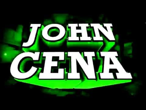 HIS NAME IS JOHN CENA w/ download.