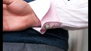4b06ff05132 Как носить рубашки с запонками