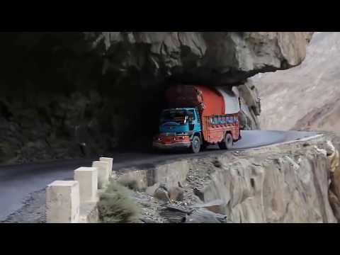the Road OF Skardu is Most dangerous road in the world  and Pakistan