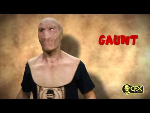 CFX Gaunt Mask Try On Demo