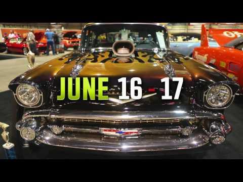 Mecum Portland 2017 // June 16-17 // Portland Expo Center
