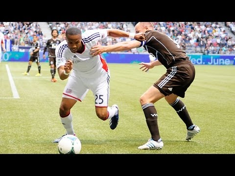 HIGHLIGHTS: Vancouver Whitecaps vs NE Revolution  | June 15, 2013