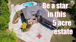 Beautiful $1 Million Home in Fayetteville Georgia - 200 Platinum Ridge Pointe