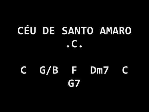 CÉU DE SANTO AMARO (C) Flávio Venturini e Caetano