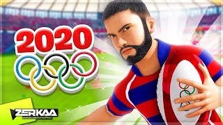 *NEW* RUGBY SEVENS OLYMPIC GAMEMODE! (Tokyo 2020 with Tobi)